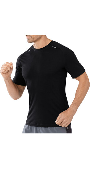 Smartwool M's PhD Ultra Light Short Sleeve Black